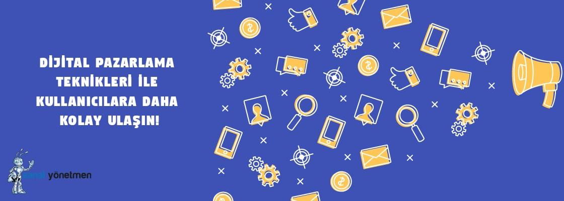 dijital pazarlama teknikleri - Blog