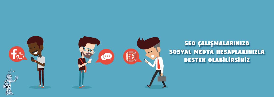 Sosyal medya seo 1 - Sosyal Medyanın SEO'ya Katkısı Nedir ?