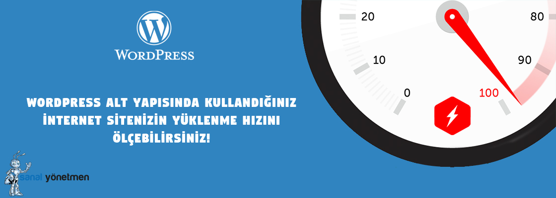 wordpress site yüklenme hizi - Blog