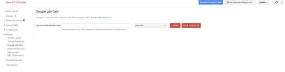 google gibi getir - Google Search Console Nedir? Nasıl Kullanılır? [Kapsamlı Rehber]