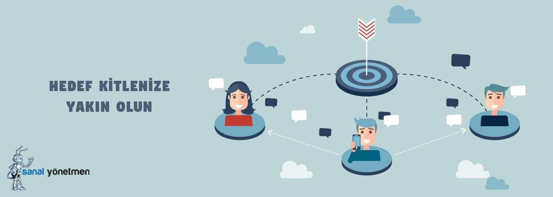 viral pazarlama hedef kitlenize yakin olun - Viral Pazarlama Nedir? Viral Pazarlama Nasıl Yapılır?